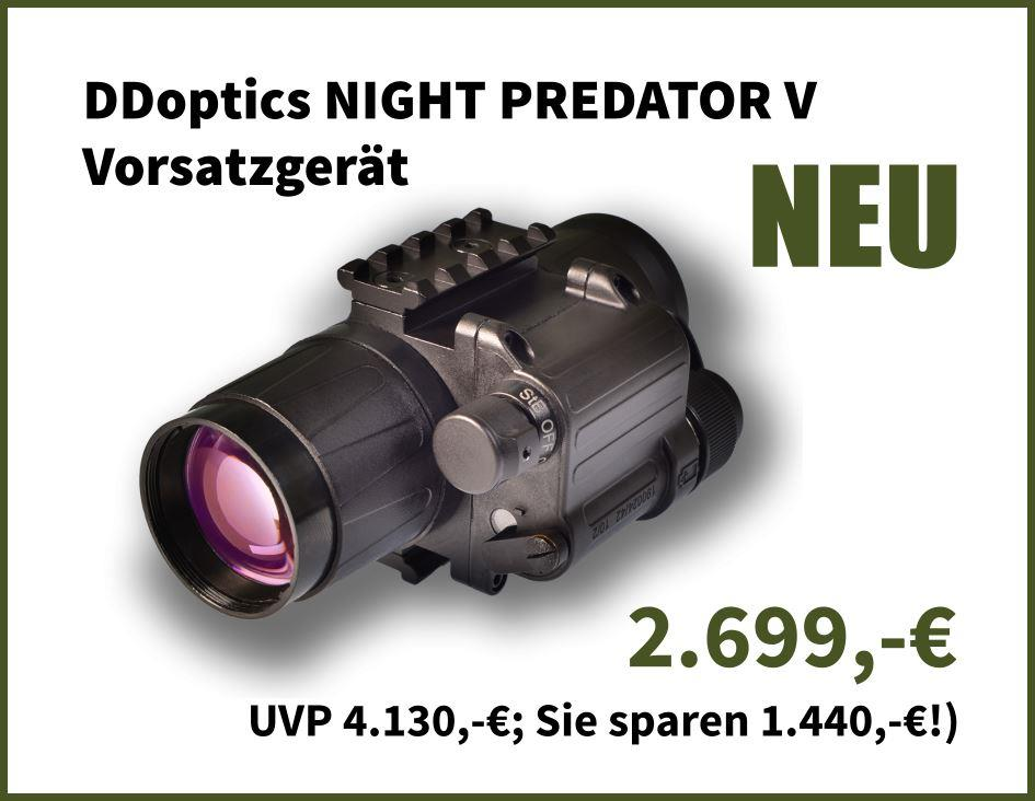 DDOptics Night Predator
